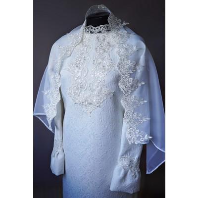 Платье Элит-1 с шарфом