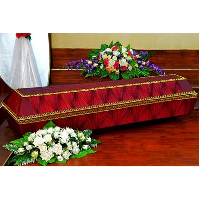 Гроб Елочка