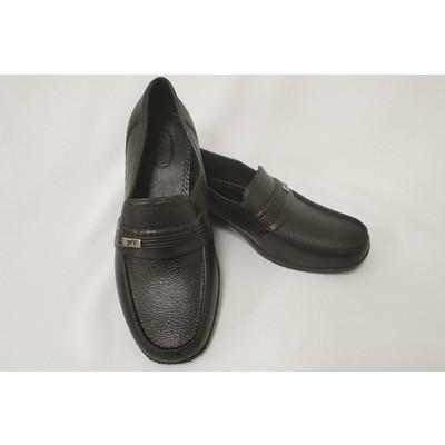 Туфли ритуальные мужские литые