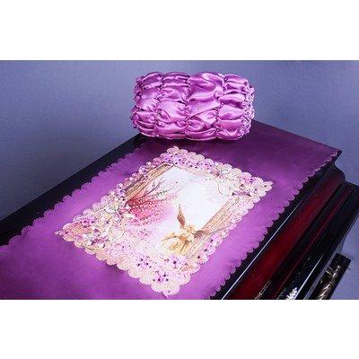 Обивка «Жемчуг» фиолет/сирень