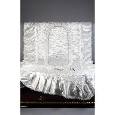 Комплект «Элегия» серебро