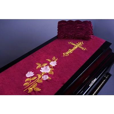 Обивка  «Вышивка с розами»