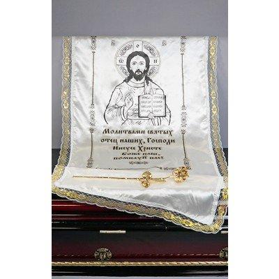 Комплект печать глиттер «Иисус»