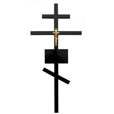 №4 Крест металлический