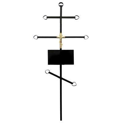 №1 Крест металлический