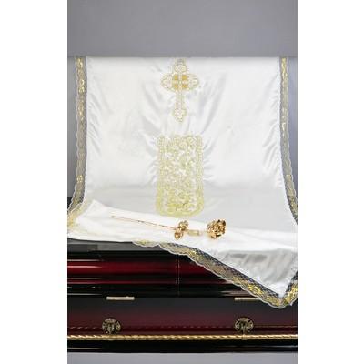 Комплект «С объемной вышивкой»