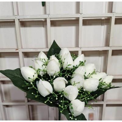 Б108118 Букет тюльпанов 18 голов 33 см