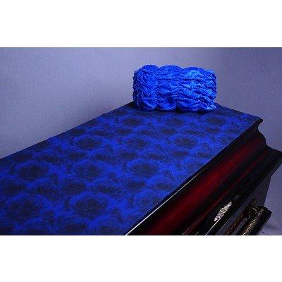 Обивка «Ария» эконом синий