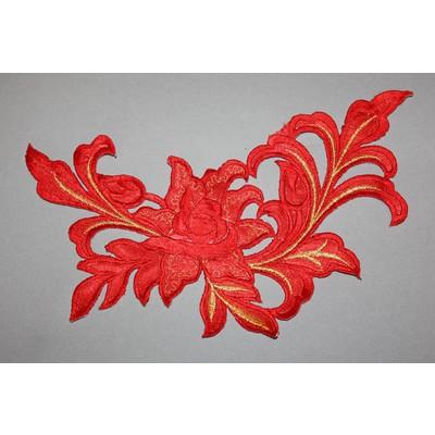 Термоаппликация «Орнамент с цветком»