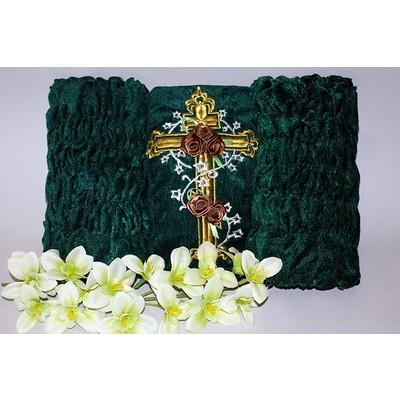 Обивка «Крест-Декор» бархат