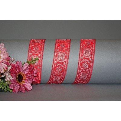 Тесьма буддийская 3,5 см 1