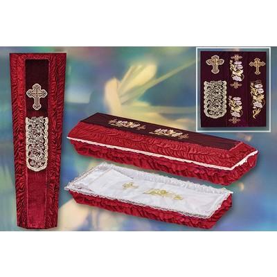 Комплект «Объемная вышивка Крест»