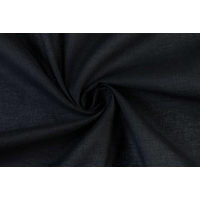 Ситец черный 80 см