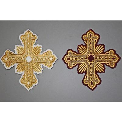 Вышивка Крест «Плетенка»