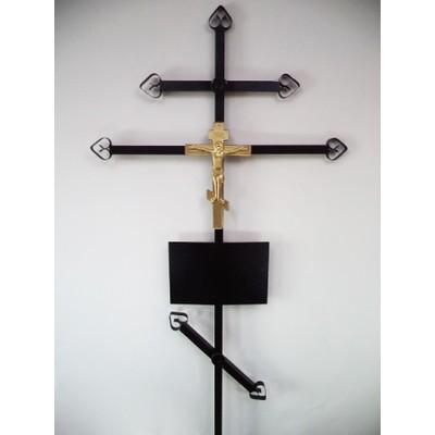 КМ-4 Крест металлический