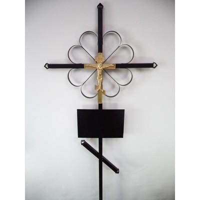 КМ-1 Крест металлический