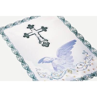 Комплект габардин «Крест и ангел»