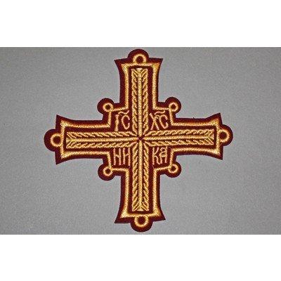 Вышивка Крест «Петельный»
