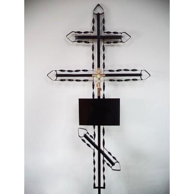 КМ-10 Крест металлический