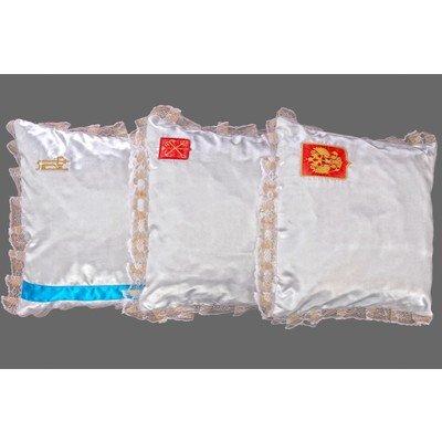 Подушка с символикой (печать)