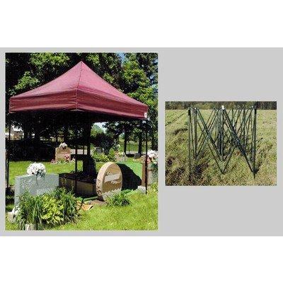 Тенты для прощания на кладбище