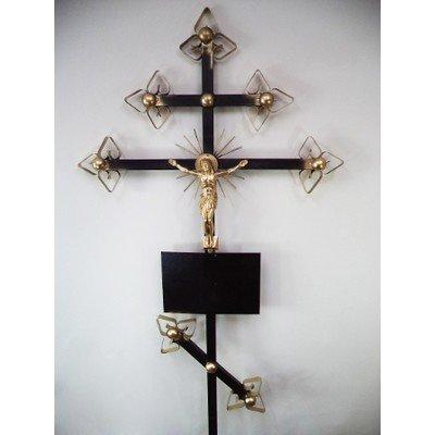 КМ-5 Крест металлический