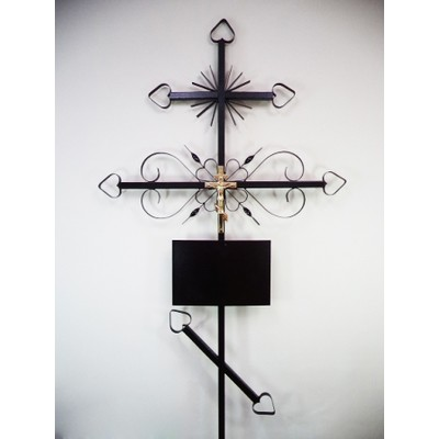 КМ-9 Крест металлический