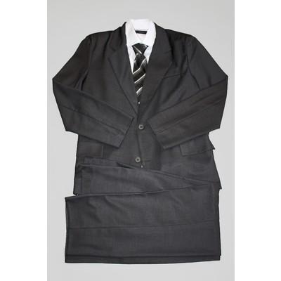 Костюм мужской ритуальный 3-ка (костюмн. ткань)