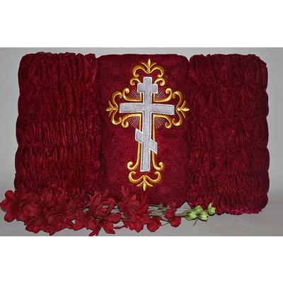 Обивка«Крест» бархат