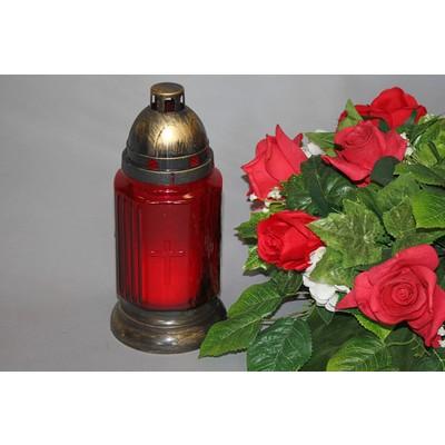 Неугасимая лампада 008 (26 см)