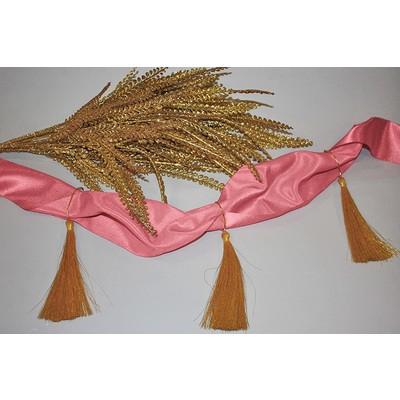 Кисти декоративные золотые 13.5 см