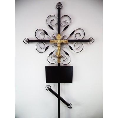 КМ-7 Крест металлический
