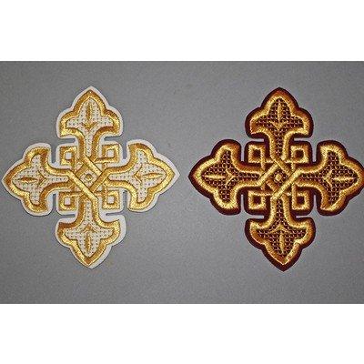 Вышивка Крест «Вязаный»